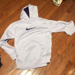 Nike youth thermafit hoodie